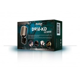 Mikrofon DRM-KD Salmiéri Mikrofon für Schlagzeug, bass