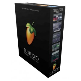 FL Studio 20 Producer Edition Image Line