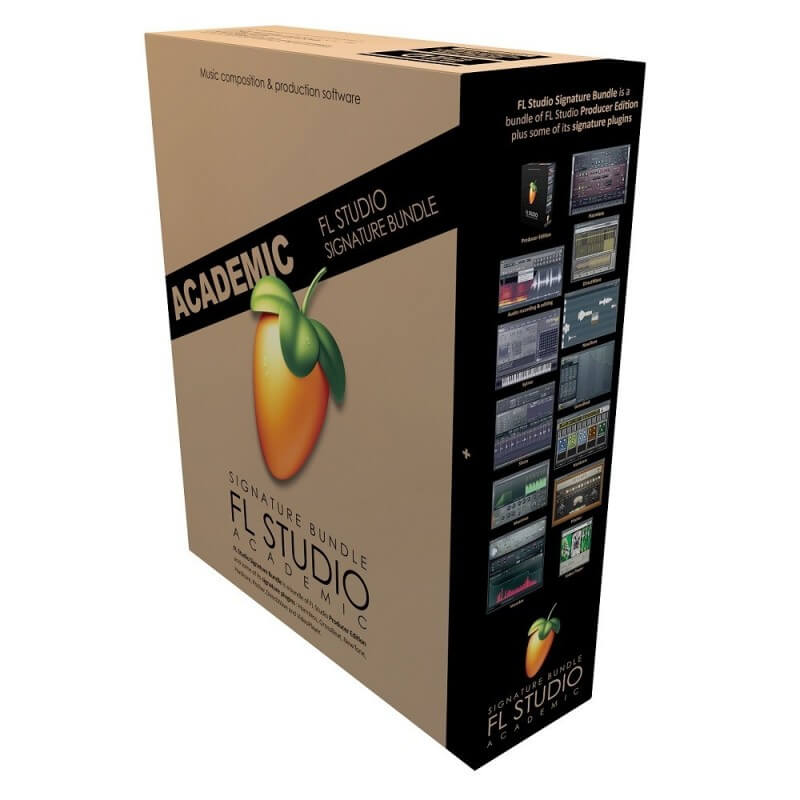 FL Studio 20 Signature EDU Edition Image Line