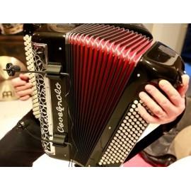 AL21 Romanelli Accordion instrument mic Prodipe