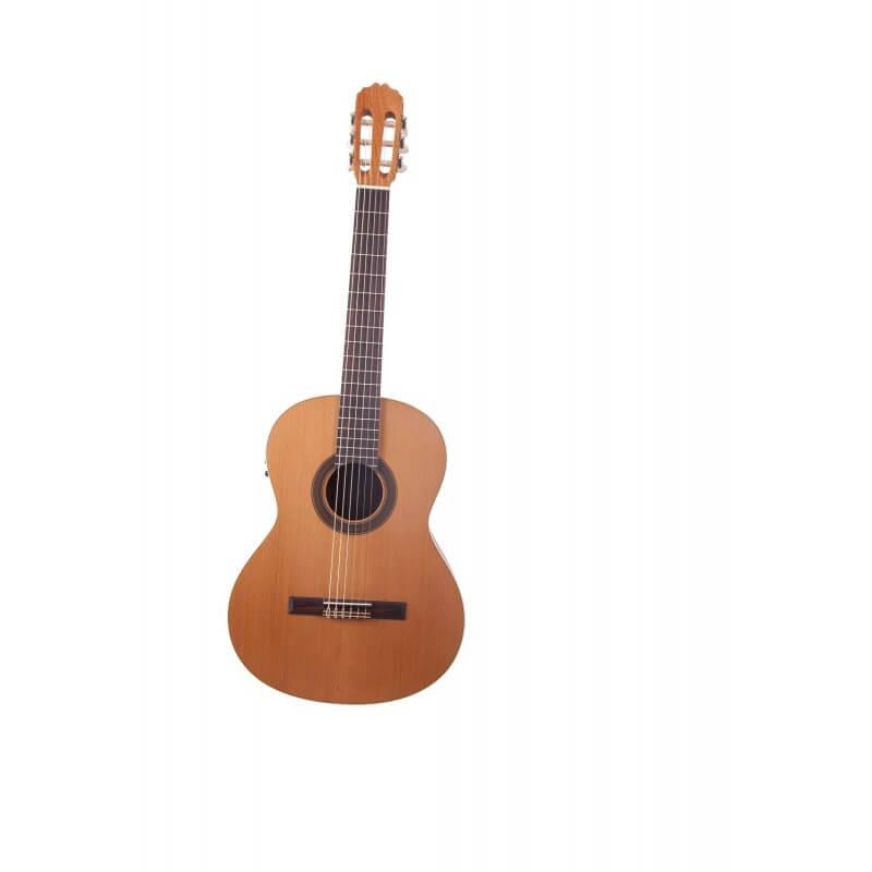 Student EQ Elektroakustische Klassische Gitarre 4/4 Prodipe Guitars JMFSTUDENTEQ