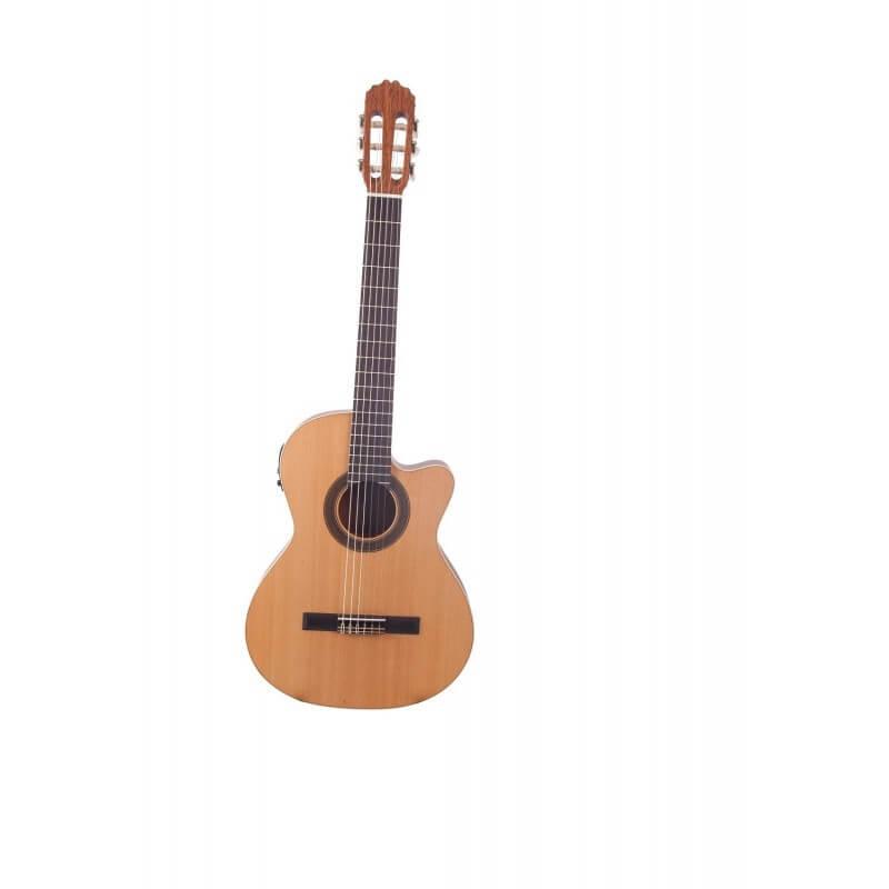 Student CT EQ Klassische Elektroakustische Gitarre 4/4 Prodipe Guitars JMFSTUDENTCTEQ