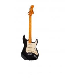 ST70MA NOIR Guitare Electrique JM FOREST JMFST70MABLK