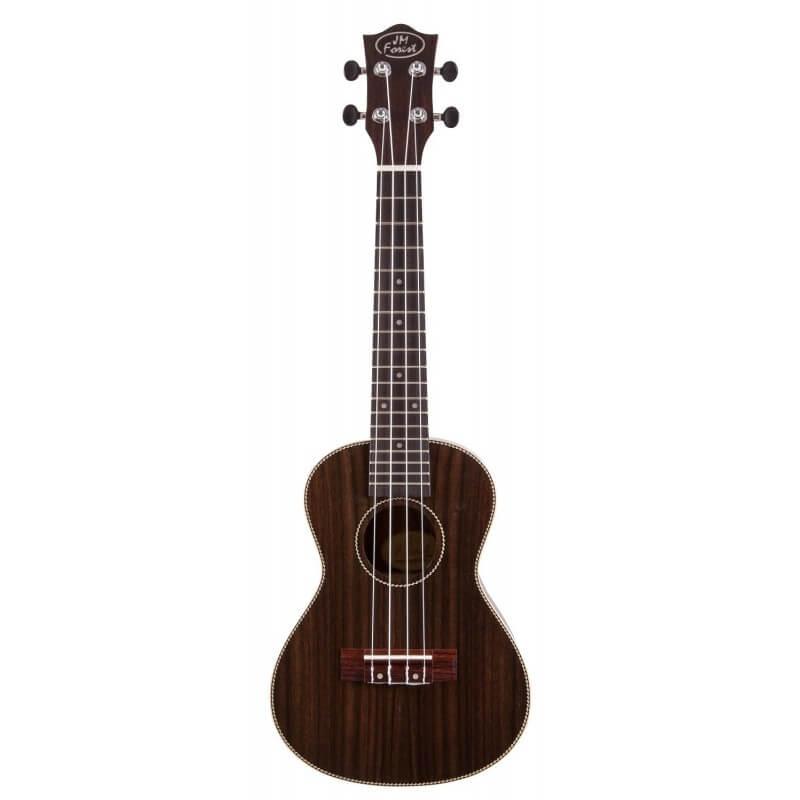 BC 220 Ukulele Concert Bois de Rose 23'' Prodipe guitars JM Forest JMFBC220