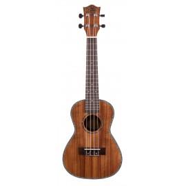 Ukulele Concert BC 2380 KOA Dos bombé 23'' Prodipe guitars JM Forest JMFBC2380