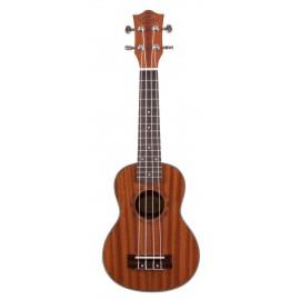 Ukulele Soprano BS1 Acajou Sapele 21'' Prodipe Guitars JMFBS1