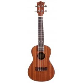 Ukulele Concert BC2 Acajou Sapele 23'' Prodipe guitars JM Forest JMFBC2