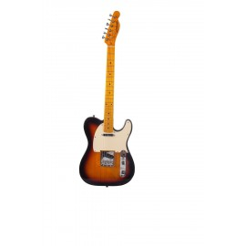 TC70 MA Sunburst Guitare électrique JM Forest JMFTC70MASUNB