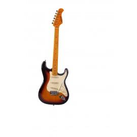 ST70MA Sunburst Guitare Electrique JM FOREST JMFST70MASUNB