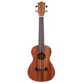 BC 210 EQ Ukulele électroacoustique Concert Acajou 23'' Prodipe guitars JMFBC210EQ