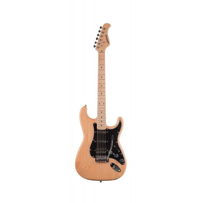 ST73MA/ASHSPL Nat Gloss Guitare Électrique JM Forest JMFST73MA/ASHSPL