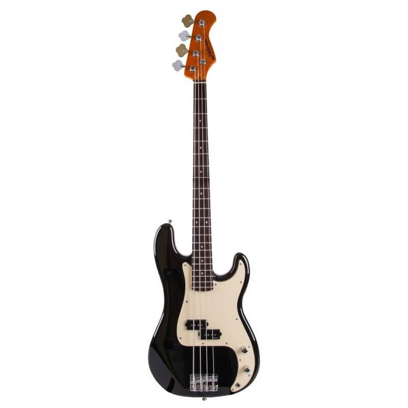 PB70RABLK BLACK Bassgitarre Prodipe Guitars JM Forest JMFPB70RABLK