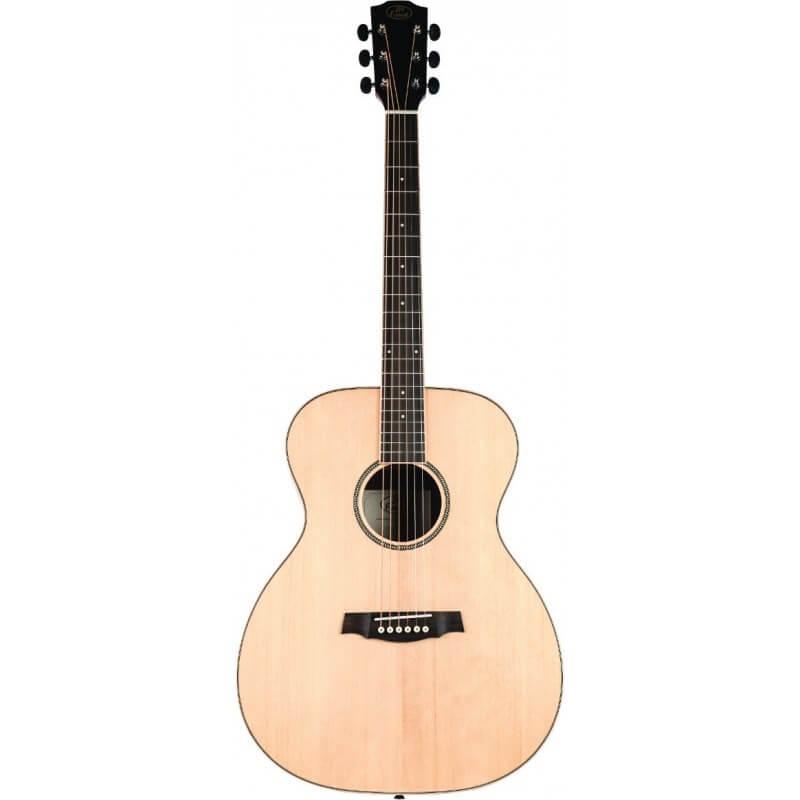 SGA100 Akustische Gitarre Solid Fine Wood Grand Auditorium Prodipe Guitars JM Forest JMFSGA100