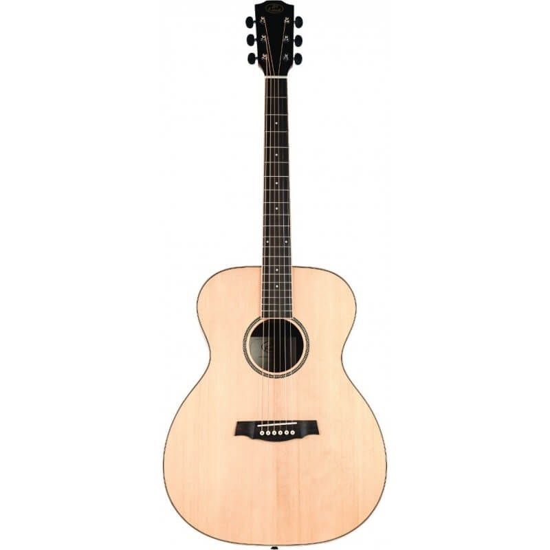 SGA100 Guitare Acoustique Solid Fine Wood Grand Auditorium Prodipe Guitars JM Forest JMFSGA100