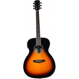 SGA30EQ Akustische Gitarre Fine Wood Grand Auditorium Cut Electro Prodipe Guitars JM Forest JMFSGA30CEQ