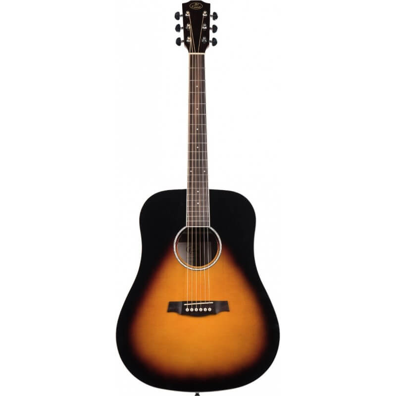 SD30 Akustische Gitarre Fine Wood Dreadnought Prodipe Guitars JM Forest JMFSD30
