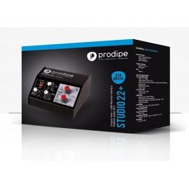 Studio 22 + Prodipe Ultra Mobile USB-Soundkarte