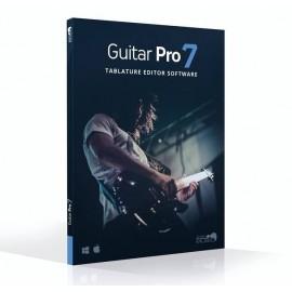Guitar Pro 7 Mehrspur-Tabulatur-Editor für Gitarre