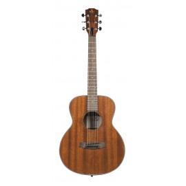 BB27MHS Reise Akustisch gitarre + Transportkoffer Prodipe Guitars JM Forest JMFBB27MHS