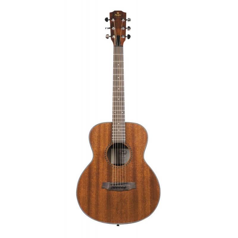 BB27MHS Travel Acoustic Guitar + Guitar cover Prodipe Guitars JM Forest JMFBB27MHS