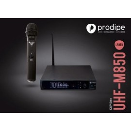 UHF M850 DSP Solo Prodipe Microphone sans fil Wireless