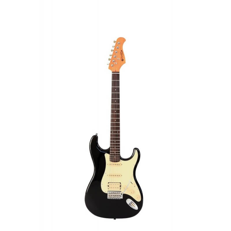 ST 83 RA BK Electric Guitar Black Prodipe Guitars JMFST83RABK