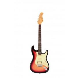 ST 83 RA Sunburst Electric Guitar Prodipe Guitars JMFST83RASB