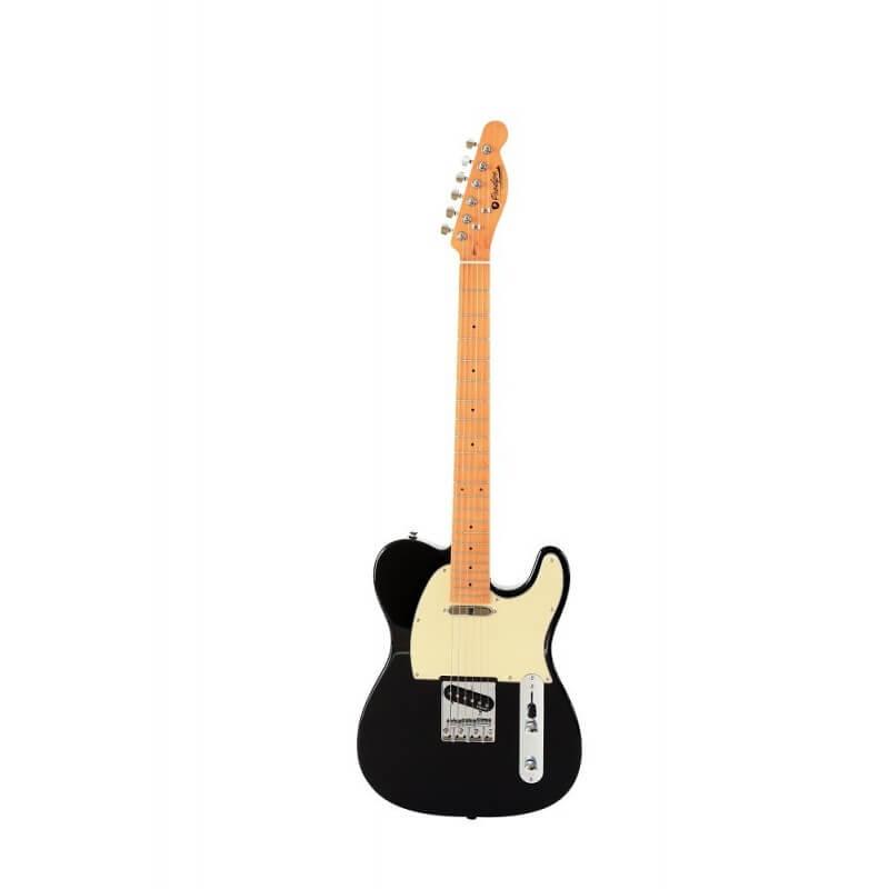 TC80 MA BLK BLACK Electric guitar Prodipe Guitars JMFTC80BK