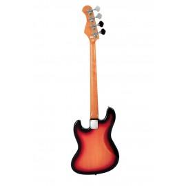 JB80MA Sunburst Bassguitarre Prodipe Guitars JMFJB80MASUNB