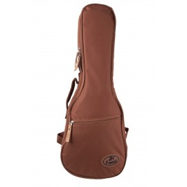 Cover Ukulele Soprano 12 mm Brown Prodipe Guitars JMFUKBGS