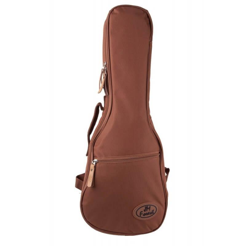 Cover Ukulele Tenor 12 mm Brown Prodipe Guitars JMFUKBGT