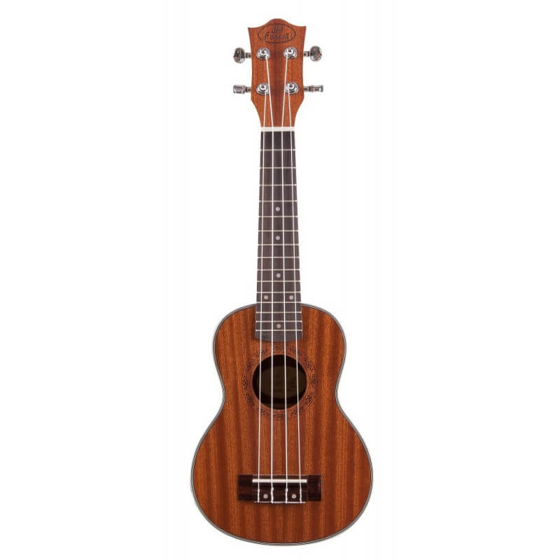 Ukulele Soprano Electroacoustique BS1EQ Acajou Sapele 21'' Prodipe Guitars JMFBS1EQ
