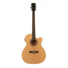 SA25CEQ Auditorium Electro Acoustic Guitar Prodipe Guitars JMFSA25CEQ