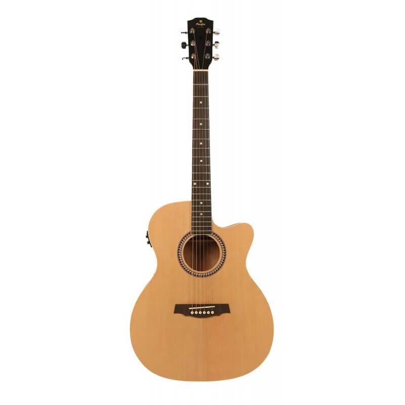 SA25CEQ Auditorium Elektroakustische Gitarre Prodipe Guitars JMFSA25CEQ