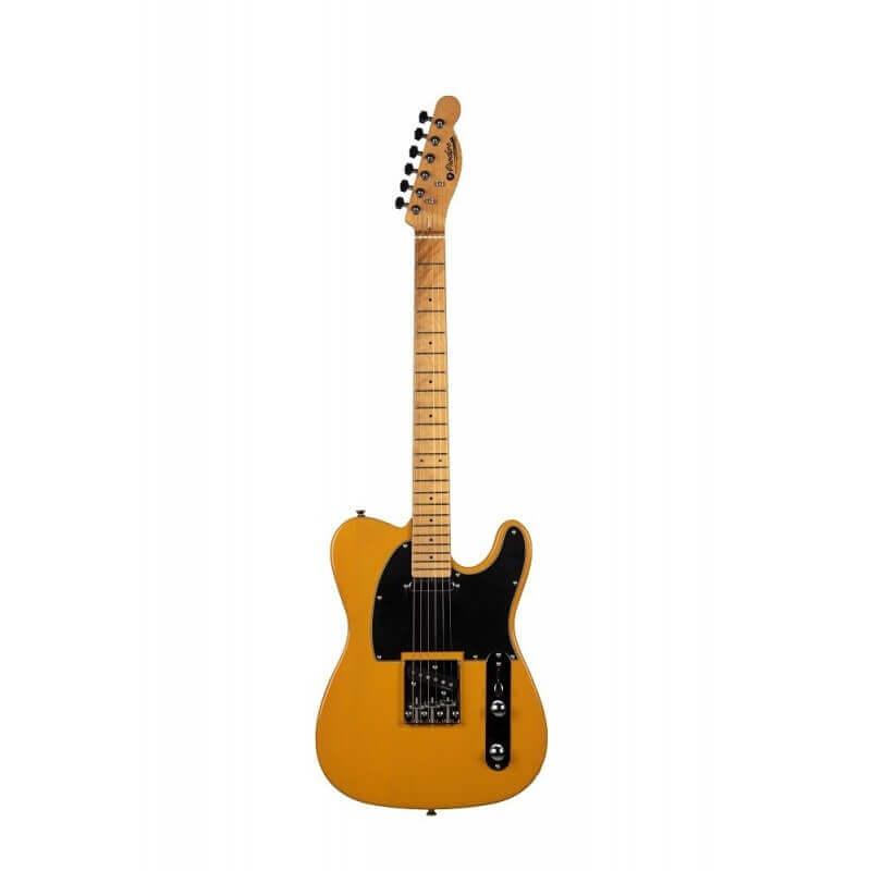TC80MA Butterscotch Guitare Electrique Prodipe Guitars JMFTC80MABS