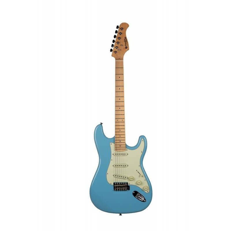 ST 80 MA Guitare Electrique Sonic Blue Prodipe Guitars JMFST80MABL