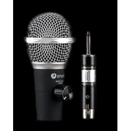 Microphone Saint Louis Prodipe pour les harmonicistes