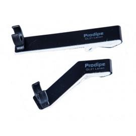 Clamp pour micro guitare et ukulélé GL21 Prodipe microphone série 21 PROCLAMPGL21