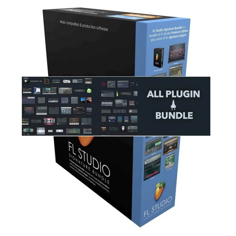 FL Studio 20 All Plugin Bundle Image Line