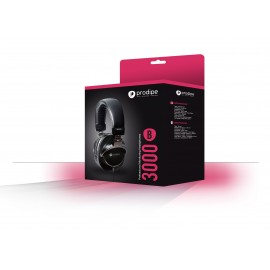 Prodipe 3000B - Professional monitoring headphones