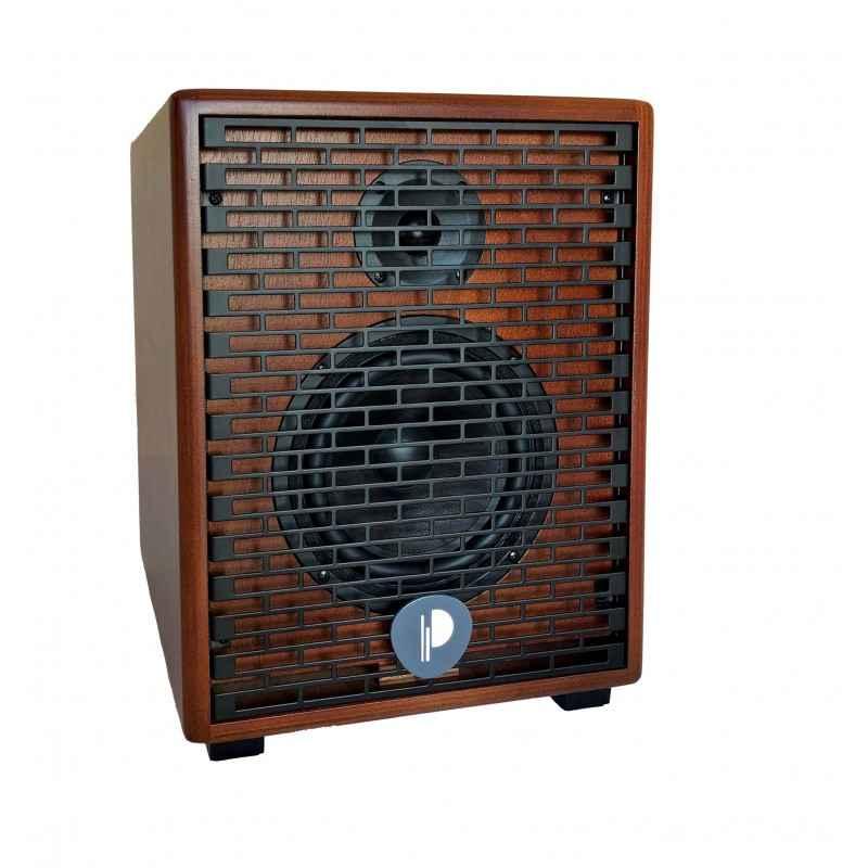 Natural 6 Cherrywood Prodipe - Combo für guitar und mikrophon StereoAnlage 140 Watt