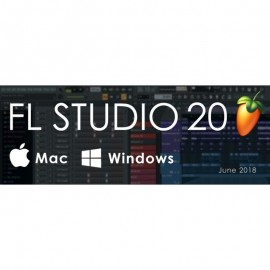FL Studio 20 All Plugin Bundle Image Line für Mac und PC