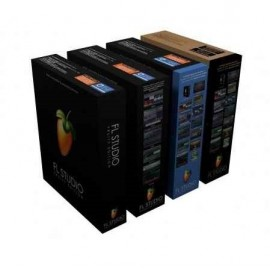 FL Studio 20 All Plugin Bundle Image Line Box