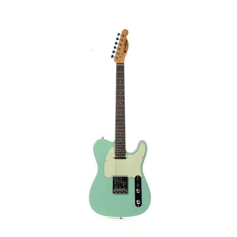 TC80 RA SG Surf Green Electric Guitar Prodipe Guitars JMFTC80RASG