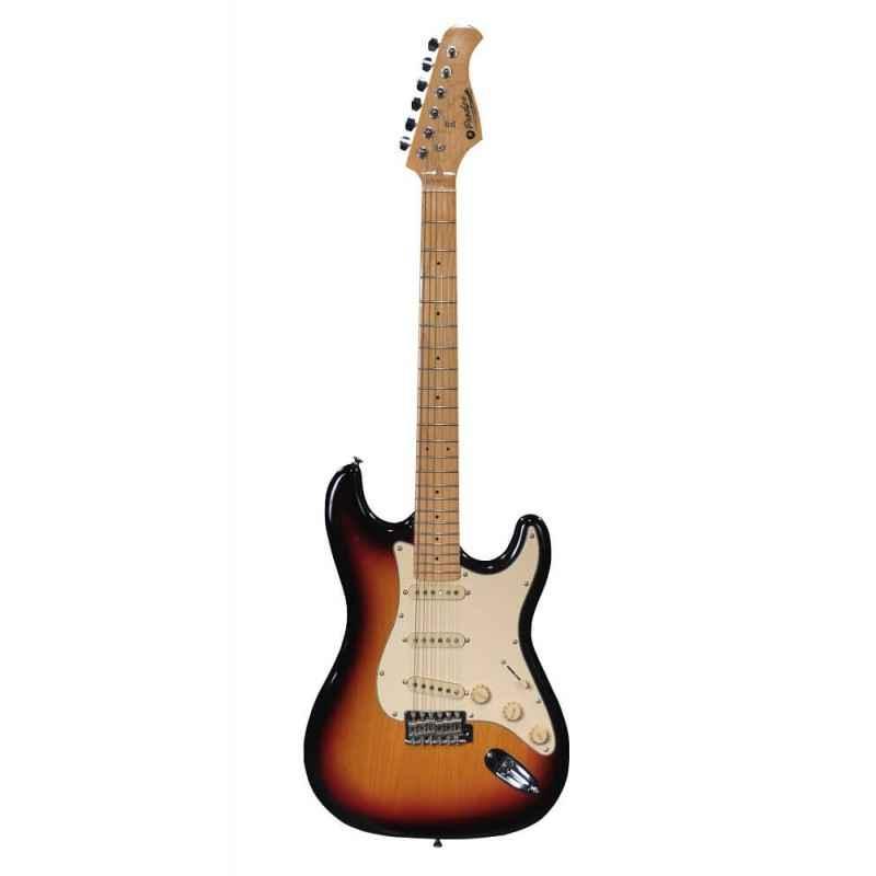 ST 80 MA Electric Guitar Sunburst Prodipe Guitars JMFST80MASB