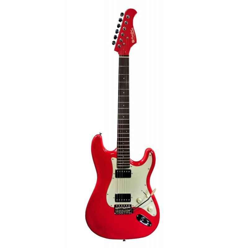 ST 2H RA FR Electric Guitar Fiesta Red Prodipe Guitars ST2HRAFR