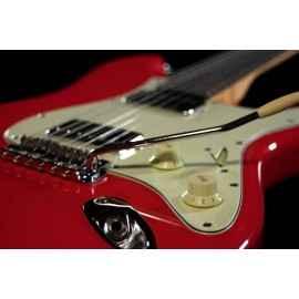 ST 2H RA FR Guitare Électrique Fiesta Red
