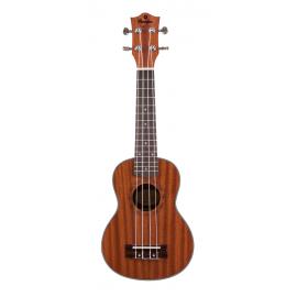 BC2 Face Ukulele Concert Acajou Sapele 23'' Prodipe guitars JMFBC2