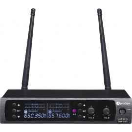 Récepteur UHF B210 DSP Duo Headset Prodipe sans fil Wireless