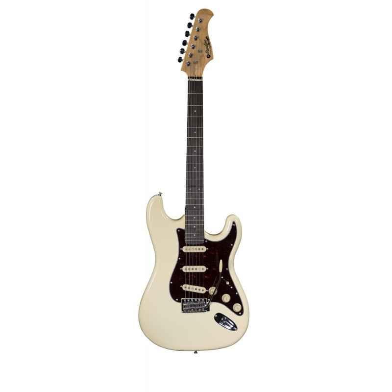ST 80 RA VW E-Guitarre Vintage White Prodipe Guitars JMF ST80RAVW